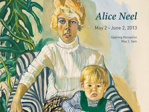 Alice Neel: Painting and Places
