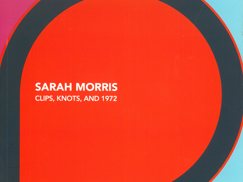 Sarah Morris: Clips, Knots, and 1972